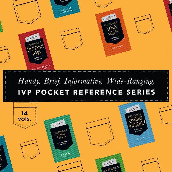 IVP Pocket Reference Series (14 vols.)