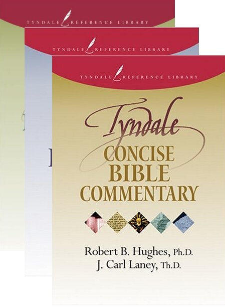 Tyndale Reference Library (3 vols.)