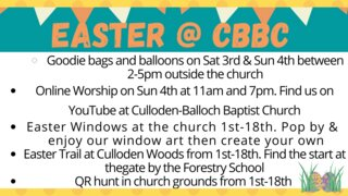 Easter @ CBBC