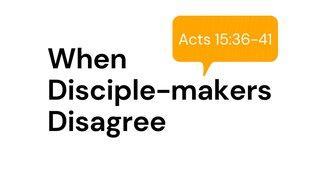 Sunday Sermon Acts 15