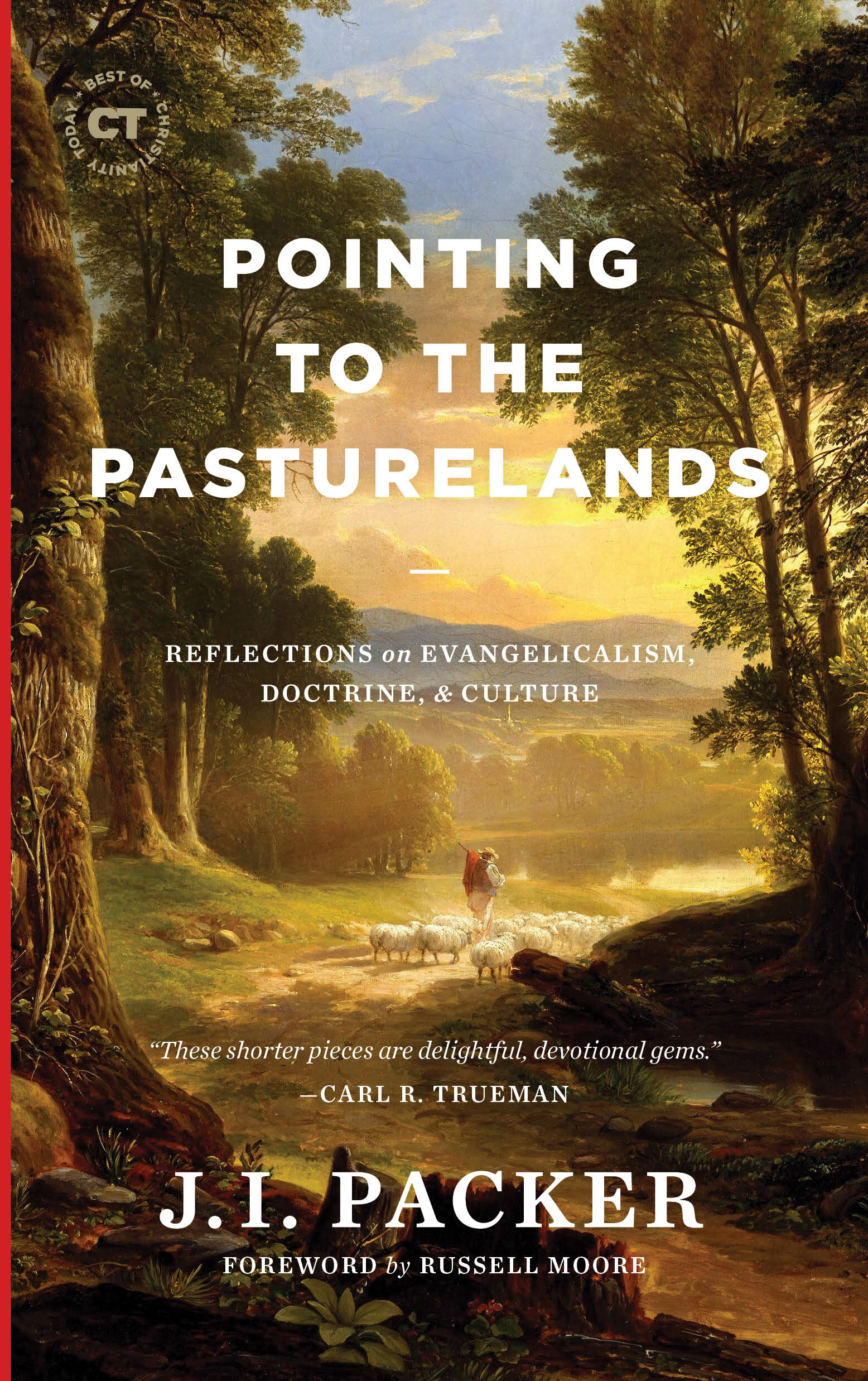 Pointing to the Pasturelands