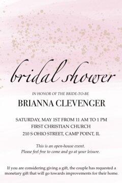 Brianna Shower