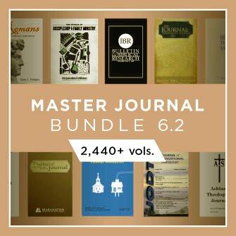 Master Journal Bundle 6.2 (2,440+ vols.)