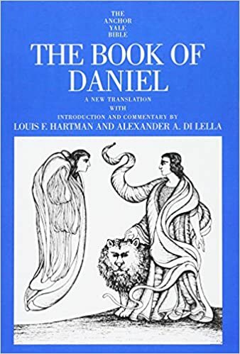 The Book of Daniel (The Anchor Yale Bible Commentary | AYBC)