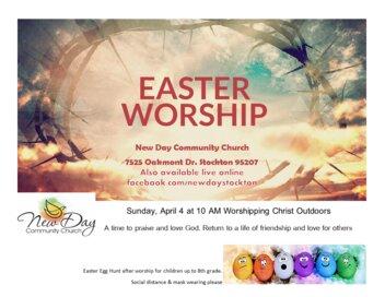 2021 Easter Pamphlet