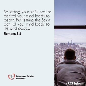 Romans 8-6
