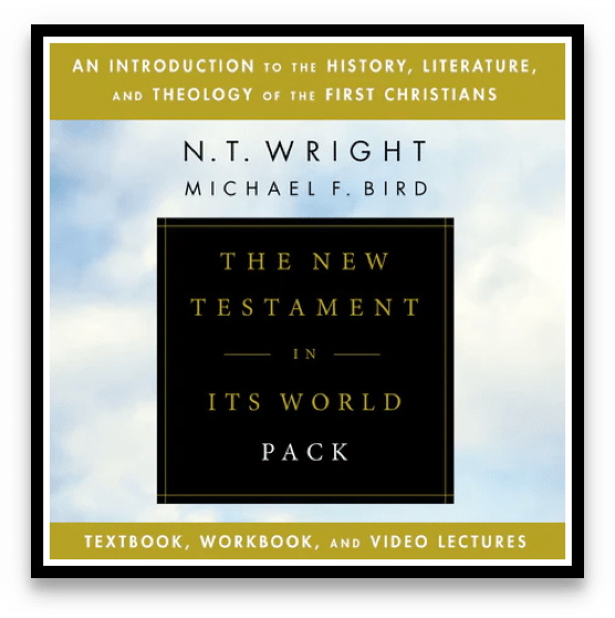 The New Testament In Its World Collection (3 Vols.) (1)