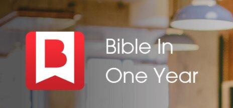 Bibleinoneyear