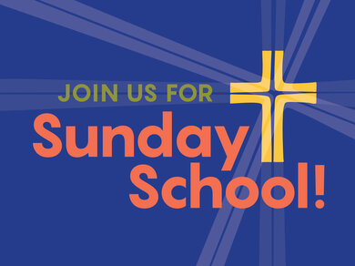Sunday School Join Us