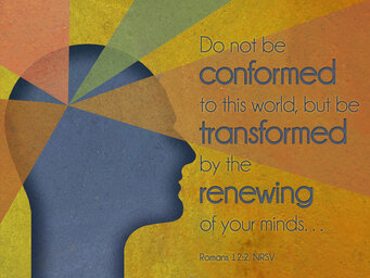 TRANSFORMED By The Romans 12 2