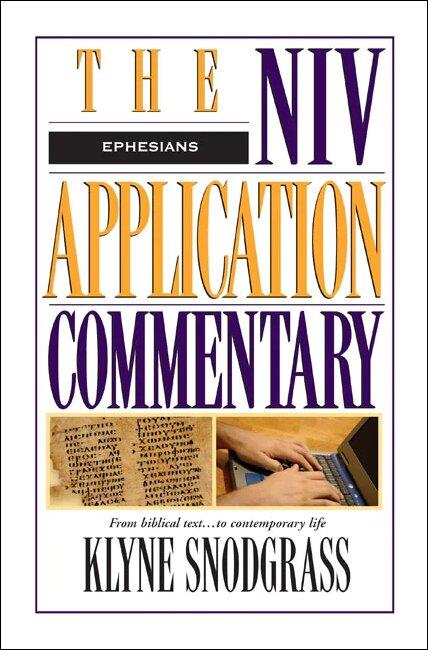 Ephesians (NIV Application Commentary | NIVAC)