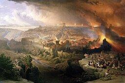 Roberts Siege And Destruction Of Jerusalem
