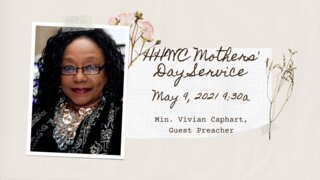 HHWC Mothers' Day Service