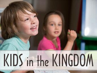Children Kids In The Kingdom