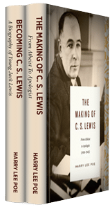 C. S. Lewis Biography Collection (2 vols.)