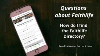 Questions About Faithlife