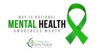 NHFGBC MENTAL HEALTH MONTH MAY