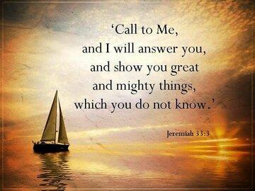 Bible Verses Call To Me