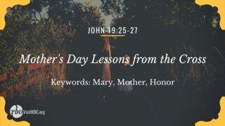 Sermon May 9