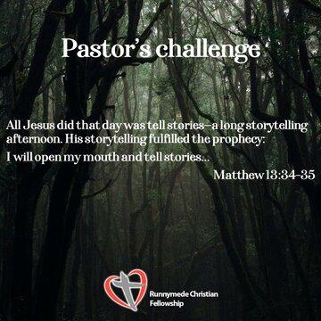Matthew 13 34 35
