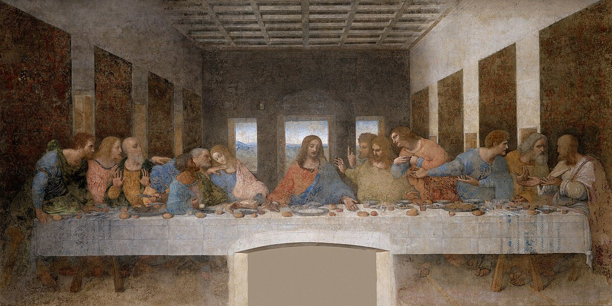 Jesus and the Table (Mark 14:17-31)