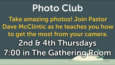 2 And 4 Th Photo Club