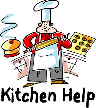 Cooking Kitchen Help