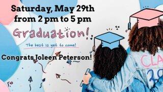 High School Graduation!
