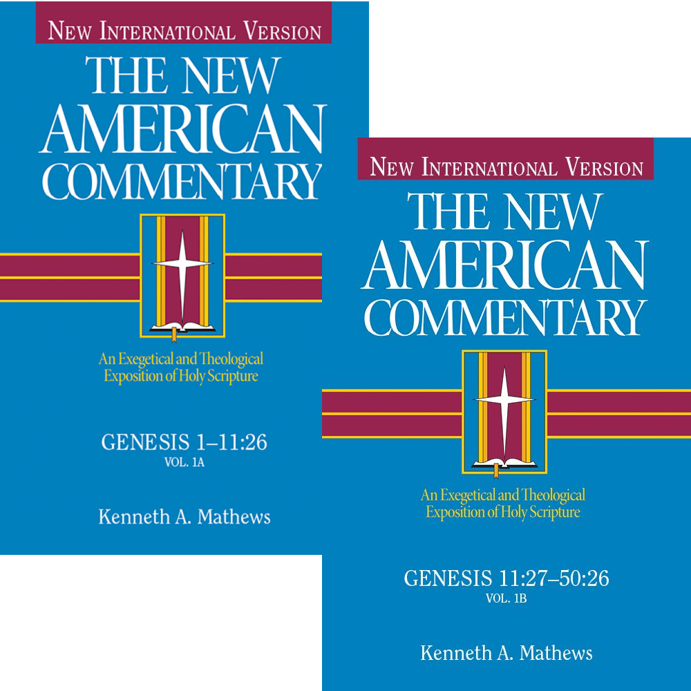 Genesis, 2 vols. (The New American Commentary | NAC)