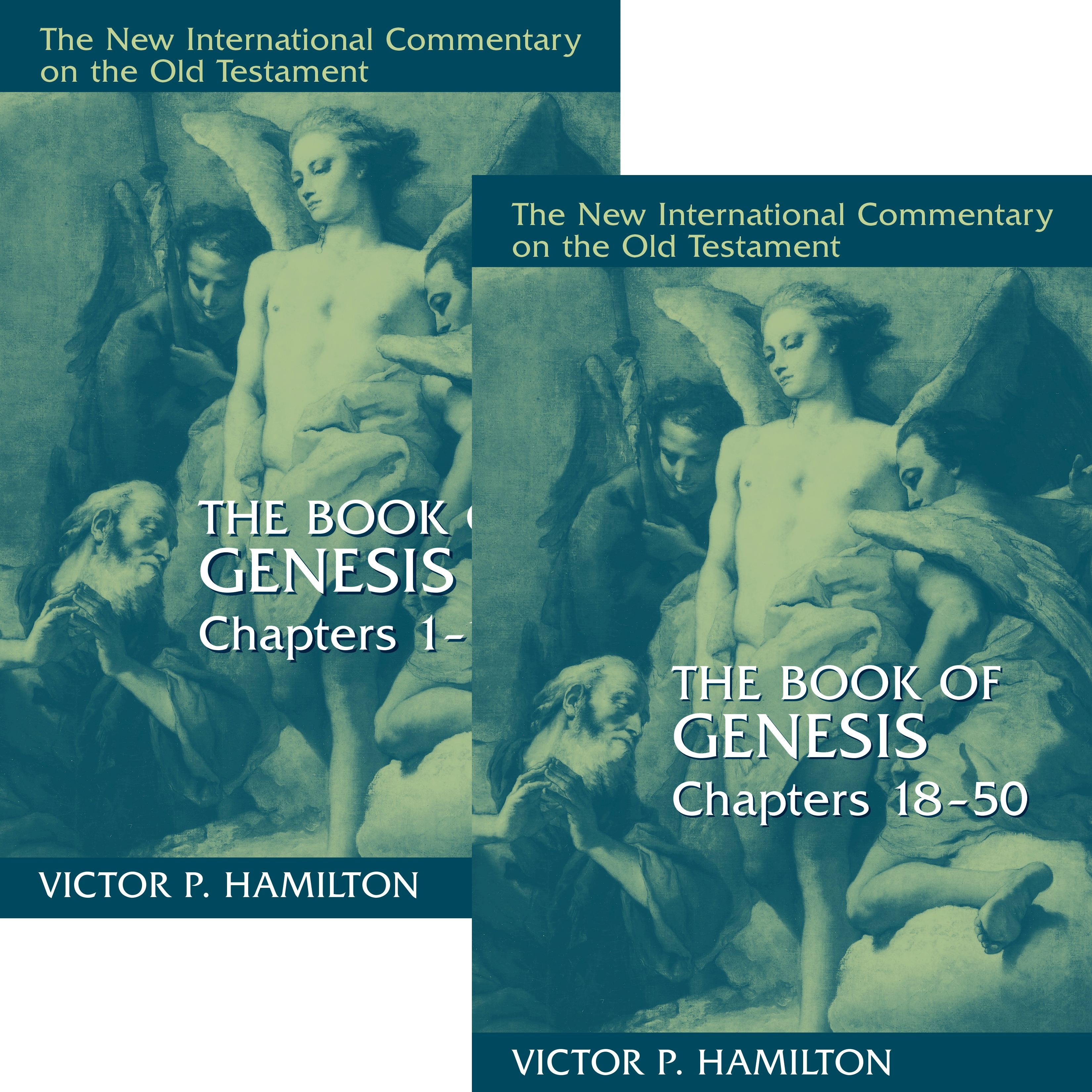 The Book of Genesis, 2 vols. (New International Commentary on the Old Testament | NICOT)