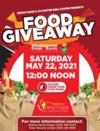 Food 22MAY21