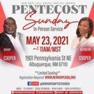 23MAY21 Pentecost