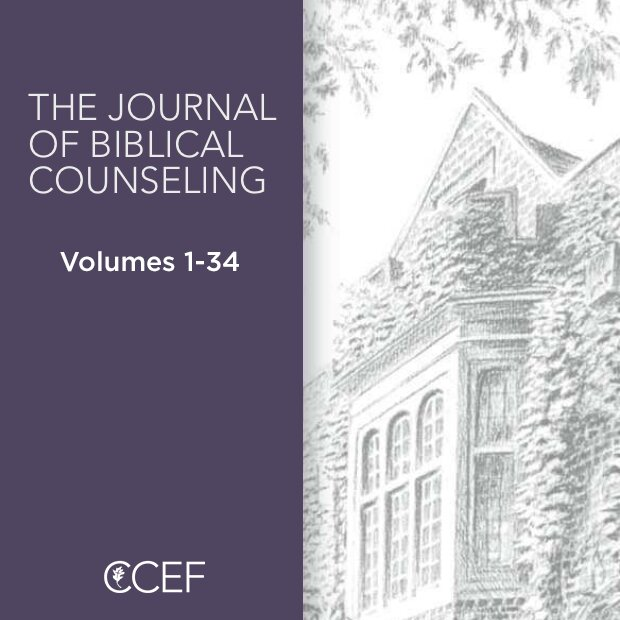 Journal of Biblical Counseling, Volumes 1-34