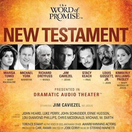 The Word of Promise Audio Bible - New King James Version, NKJV: New Testament (audio)