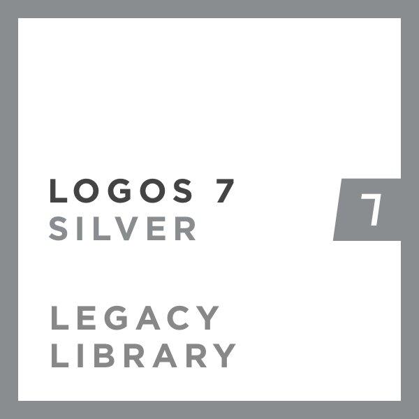 Logos 7 Silver Legacy Library