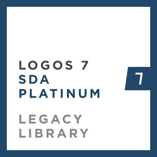 Logos 7 SDA Platinum Legacy Library