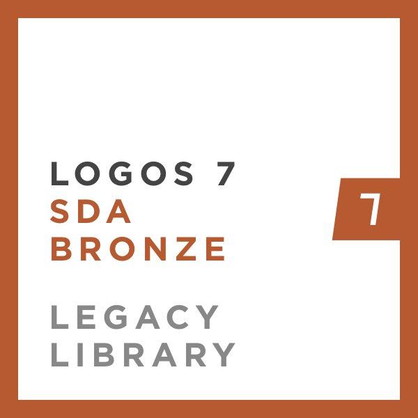 Logos 7 SDA Bronze Legacy Library