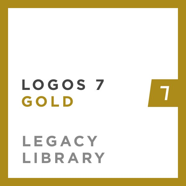 Logos 7 Gold Legacy Library