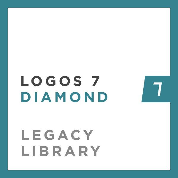 Logos 7 Diamond Legacy Library