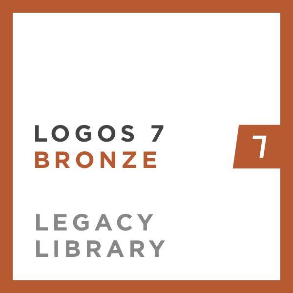 Logos 7 Bronze Legacy Library