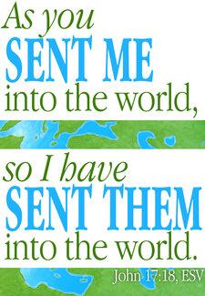 World Sent Them Into John 17
