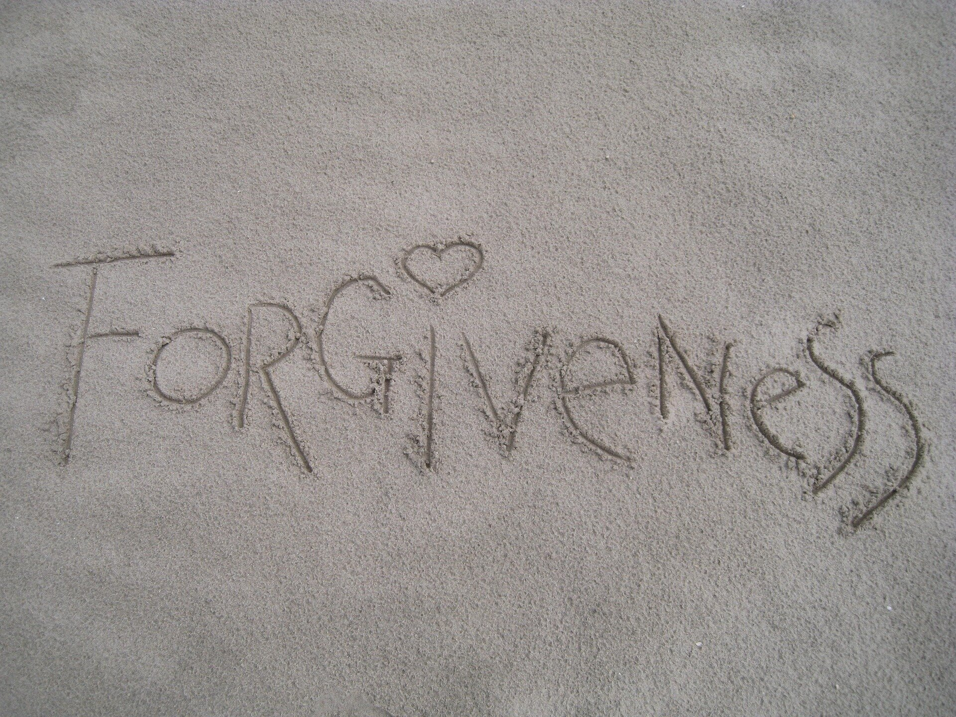 What Is Forgiveness in the Bible? Pt. 1