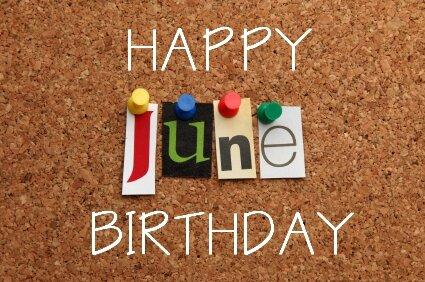 Happy Birthday June