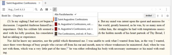St Augustine - Confessions