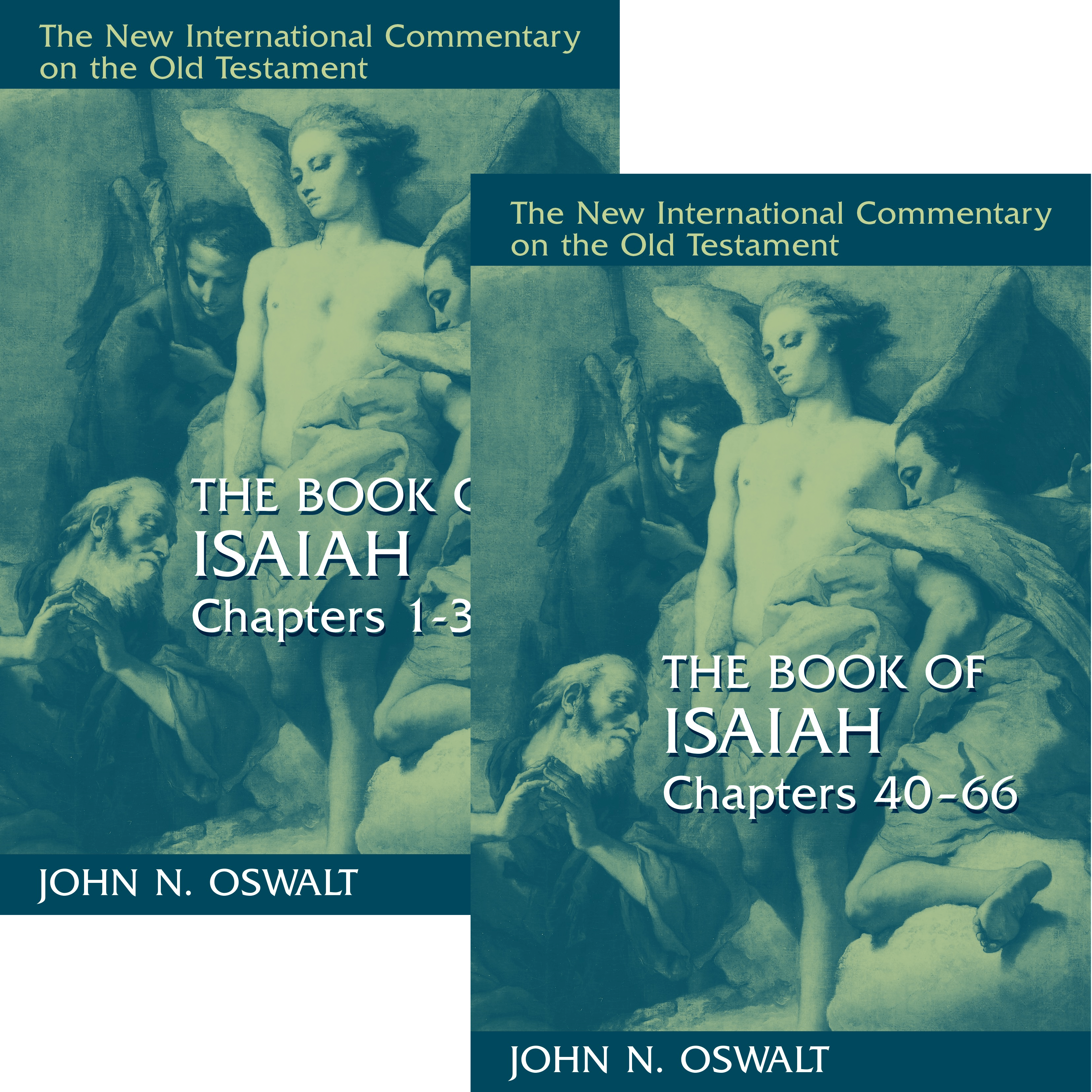 The Book of Isaiah, 2 vols. (New International Commentary on the Old Testament | NICOT)