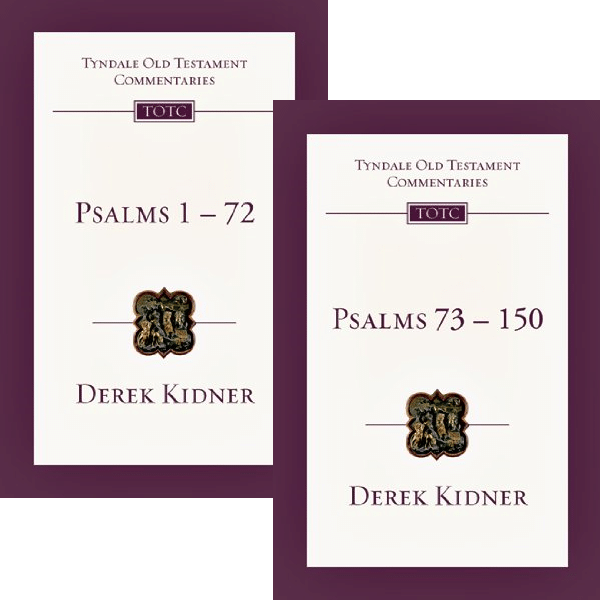Psalms, 2 vols. (Tyndale Old Testament Commentary | TOTC)