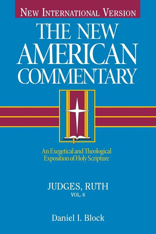 Judges, Ruth (The New American Commentary | NAC)