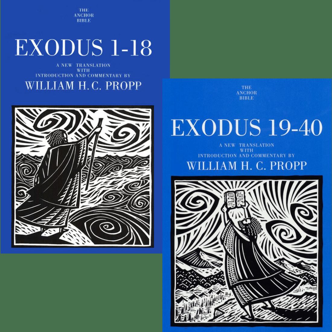 Exodus, 2 vols. (Anchor Yale Bible Commentary | AYBC)