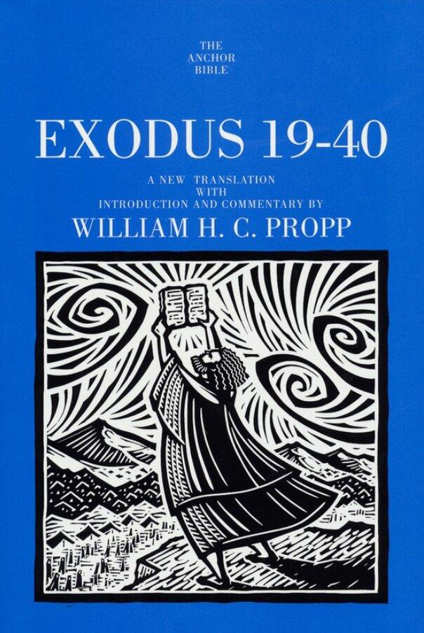 Exodus 19–40 (Anchor Yale Bible Commentary | AYBC)