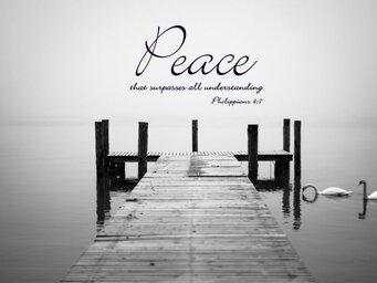 Bible Verses Peace That Surpasses Understanding